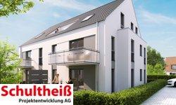 Neu in Forchheim: Wohnungen und Reihenhäuser – Beethovenstraße 8