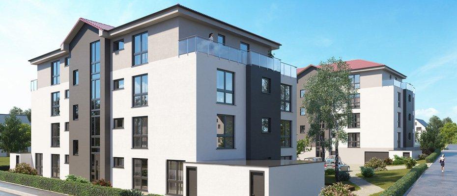 Bild zu Rehrbrink-Park - Neubau von 22 Eigentumswohnungen