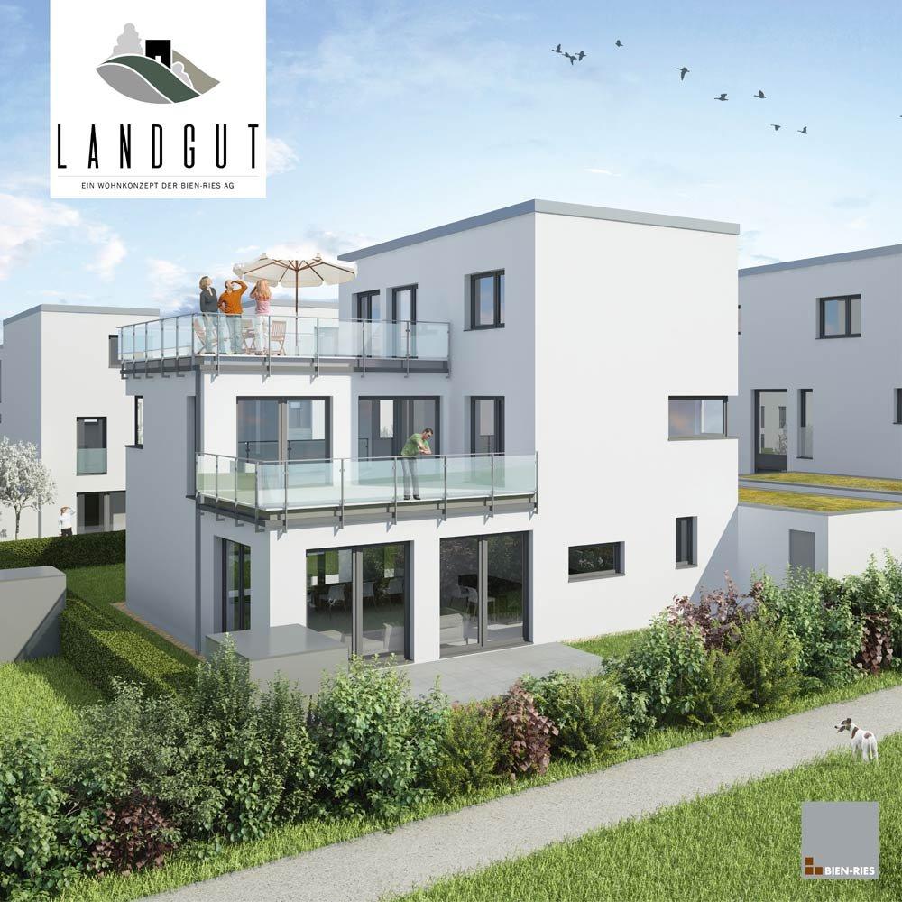 LANDGUT Hanau - Häuser - Hanau - BIEN-RIES - Neubau-Immobilien ...