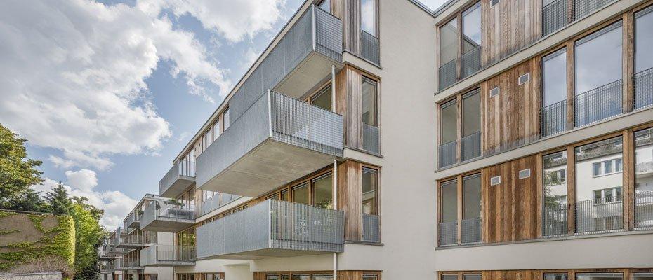 Neu in Ottensen: Klopstockhof - Neubau von 16 Eigentumswohnungen
