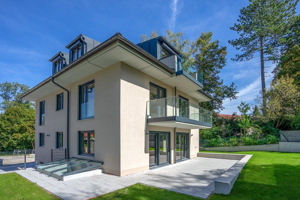 MONTELAGO - Einfamilienhäuser - Berg am Starnberger See - KPC ...