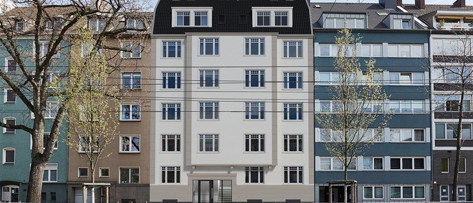 Bild zu ZOOGARTEN - Brehmstraße - Kernsanierung von 12 Eigentumswohnungen