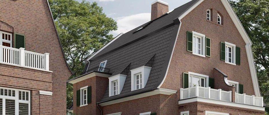 Die Häuser von Nienstedten: Coming Soon – Mustervilla ab Oktober - Neubau von 4 Stadthäusern und 1 Einfamilienhaus