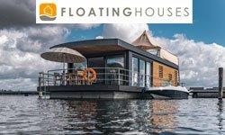 Schwimmende Ferienhäuser für Kapitalanleger: Bärwalder See