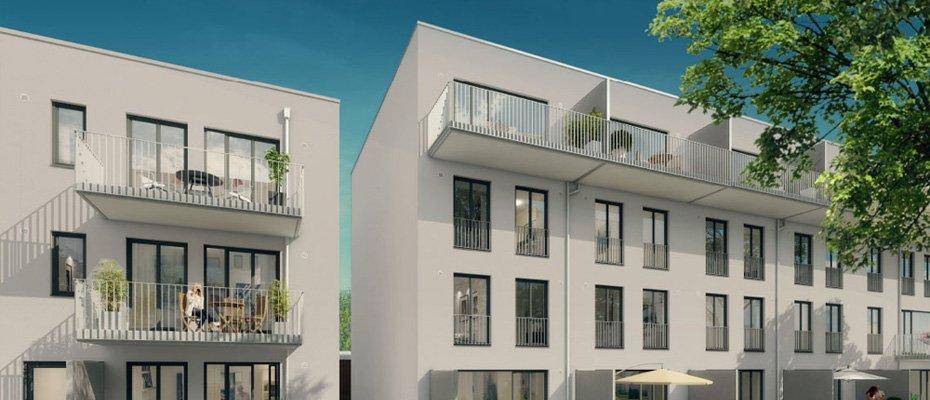 Neubau 269 ISEBEK: jetzt neue Grundrisse verfügbar - Neubau von 27 Eigentumswohnungen