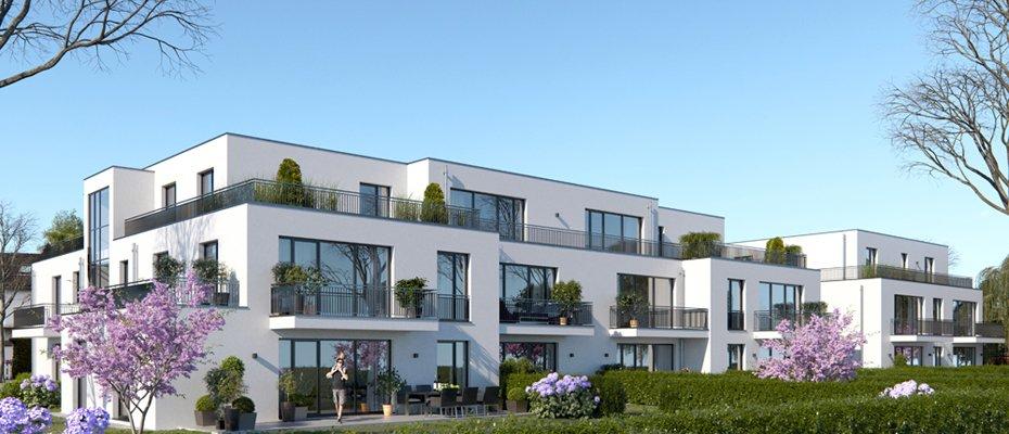 Traumhafte Wohnlage in Hamburg: Berner Heerweg - Neubau von 24 Eigentumswohnungen