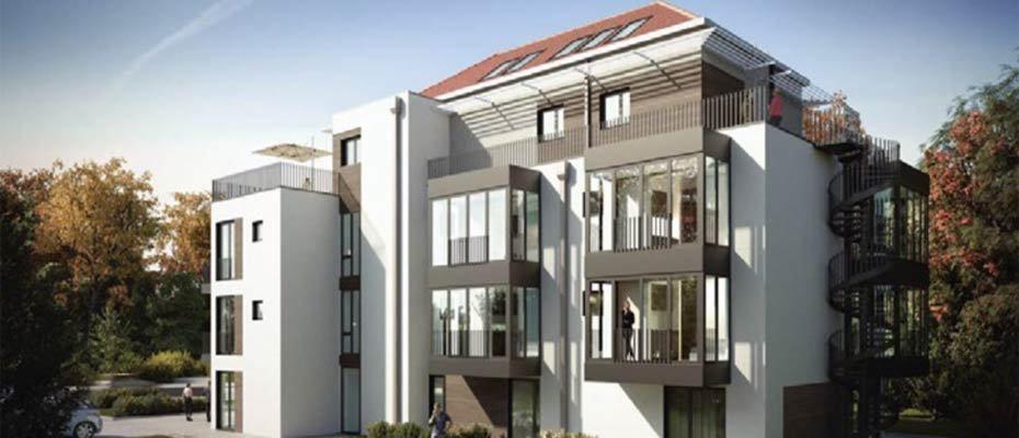 Neu - Luise11: moderne Studios in Premiumlage in Berlin-Dahlem - Neubau von 19 Mikroapartments
