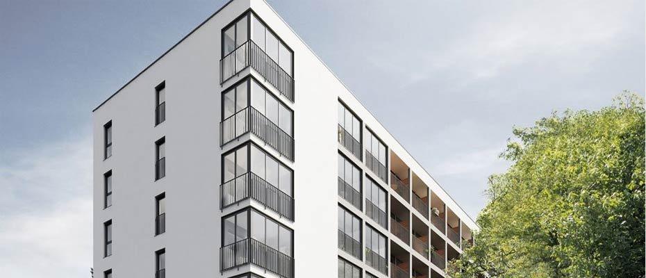 Neu in Friedrichshain: BOSSE & SPREE - Neubau von 55 Apartments und 29 Eigentumswohnungen