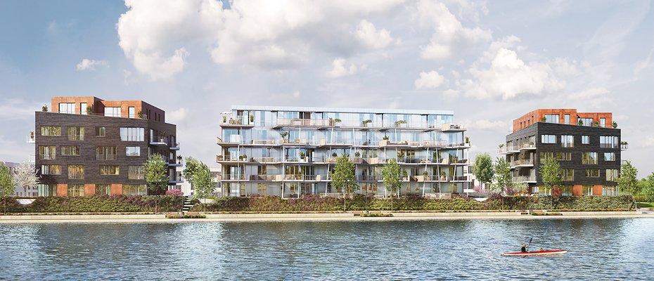 BUWOG THE VIEW - Neubau von 63 Eigentumswohnungen