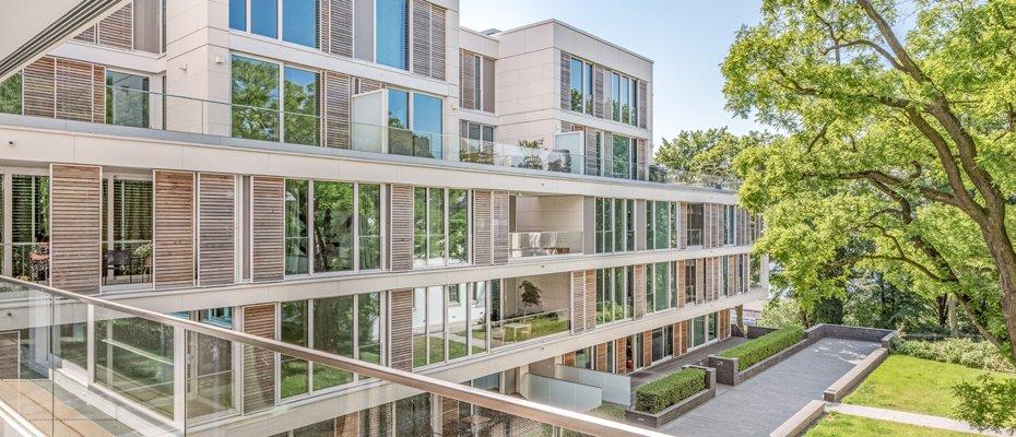 Neubau Elbchaussee 23: Open-House diesen So. von 11-13 Uhr - Neubau von Eigentumswohnungen