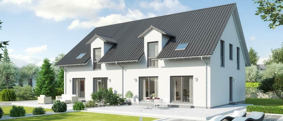 Neubau in Büchen: Mühlenweg 7-9 - Neubau von Doppelhaushälften