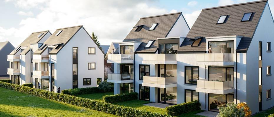 Neubauprojekt: WEIMAR 29 - Neubau von Eigentumswohnungen