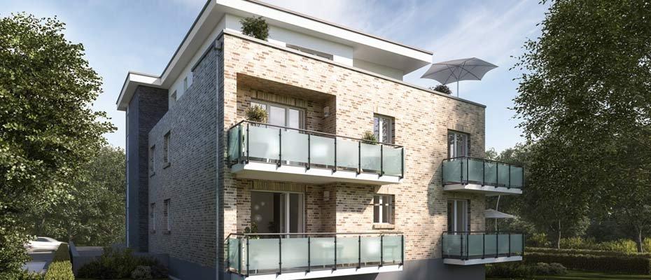 Neubauprojekt: PARK VIEW - Neubau von 10 Eigentumswohnungen