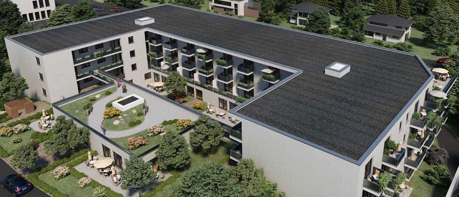 Neu: Servicewohnpark Bad Bergzabern - Neubau von 86 Eigentumswohnungen