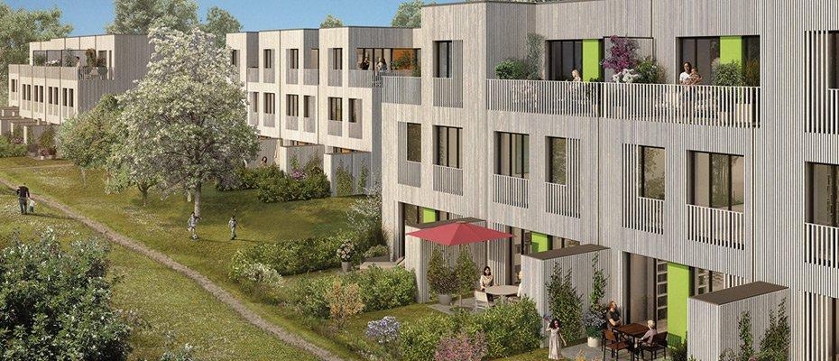 flairHouse Norderstedt - Neubau von 16 Townhouses
