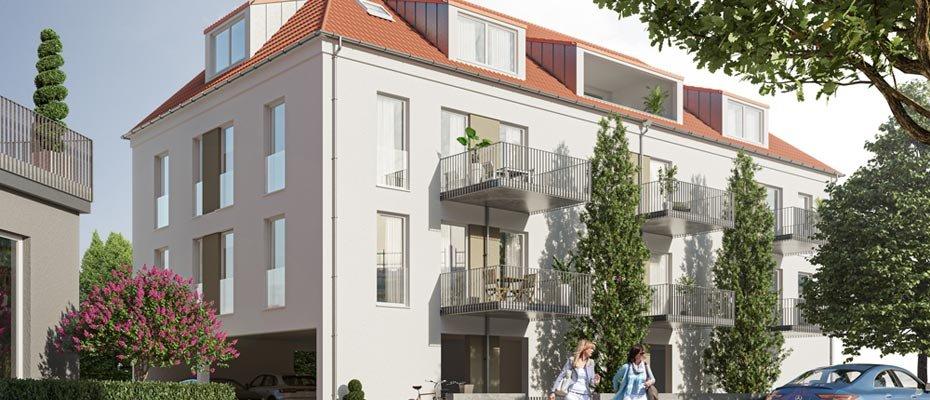 Das neue Ludwigscarrée – Leben im Herzen von Speyer - Neubau von 55 Eigentumswohnungen