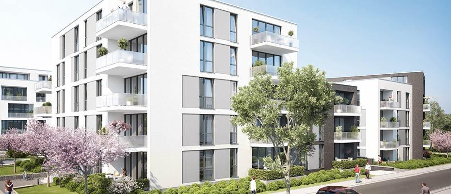 Neubauprojekt: APURA LIVING - Neubau von 37 Eigentumswohnungen