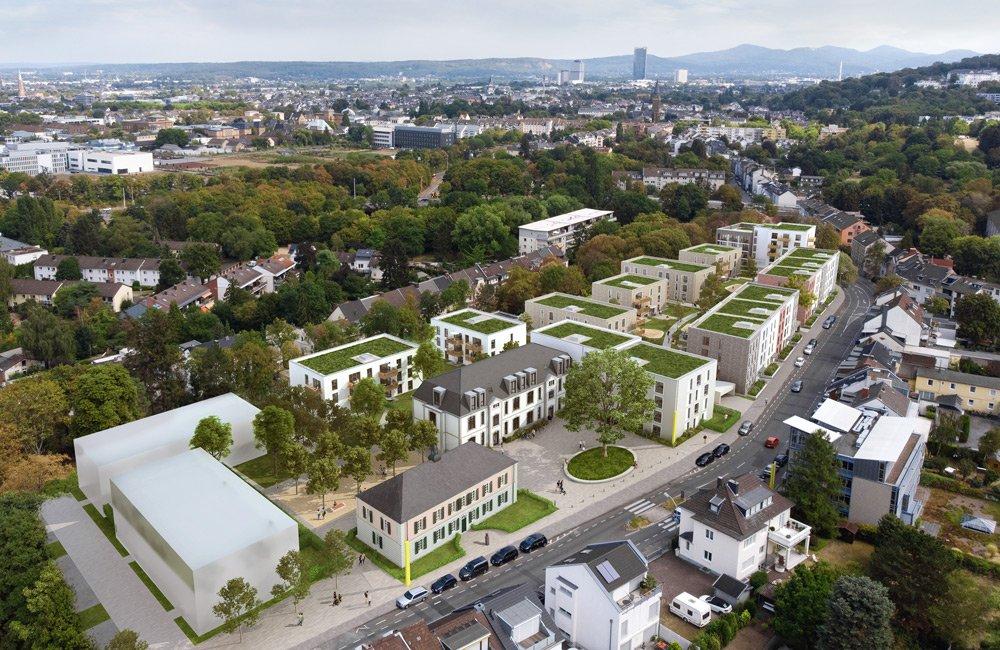 Schumanns Höhe - Bonn-Endenich - Instone Niederlassung NRW