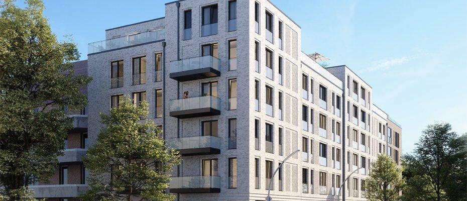 Vertriebsstart 2. Bauabschnitt: PIANOSUITES 2. BA- Komponistenviertel - Neubau von 34 Eigentumswohnungen