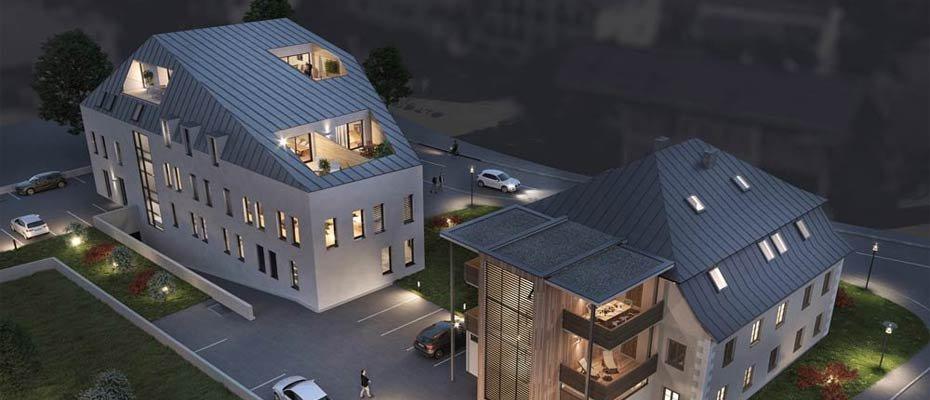 Neubau und Kernsanierung: Projekt s´Harbhaus - Kernsanierung und Neubau von Eigentumswohnungen