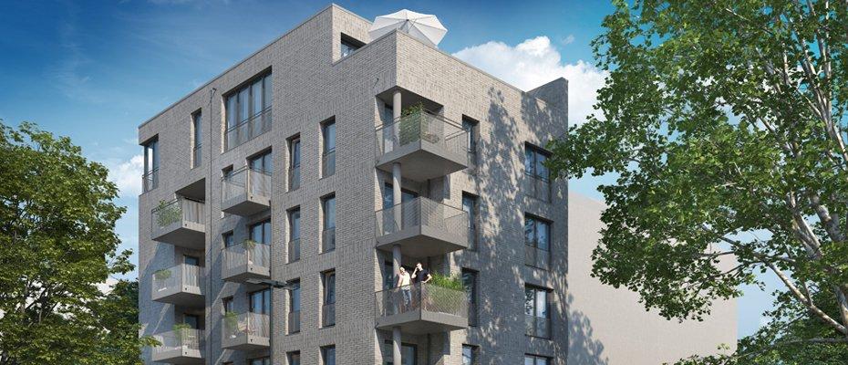 Neubauprojekt: Ulmer Höh - Neubau von 109 Eigentumswohnungen