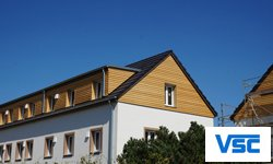 Neubauprojekt: Vierseithof Radebeul