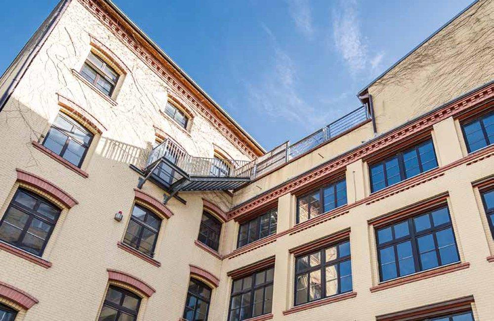 Fabrik Lofts - Berlin-Mitte - FORTIS Real Estate Investment ...