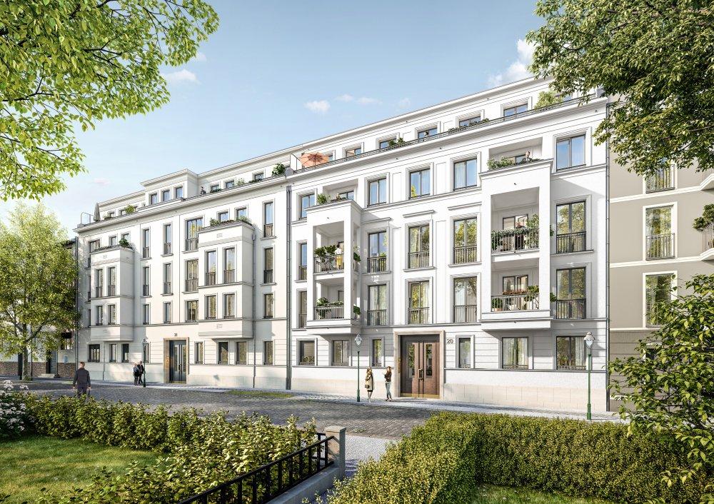 MAISON ROSENECK - Berlin-Schmargendorf - Carisma Wohnbauten - Neubau ...