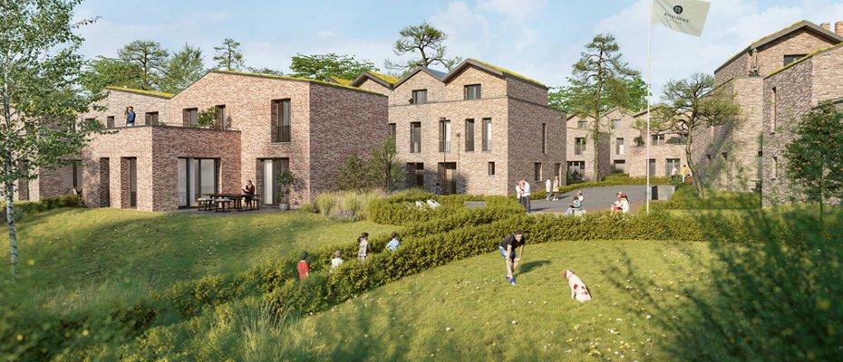 Neu: Herzlich willkommen in den RIED HØFEN - Neubau von 13 Einfamilienhäusern und 26 Stadthäusern