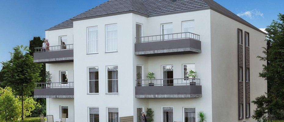 Neubauprojekt in Coschütz: Villa Clemens - Neubau von Eigentumswohnungen