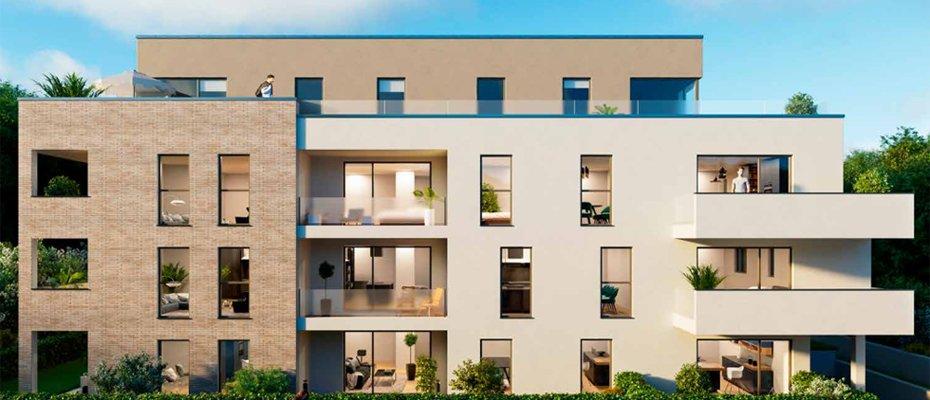 Neubauprojekt in Murr: EBERHARDTS - Neubau von 26 Eigentumswohnungen