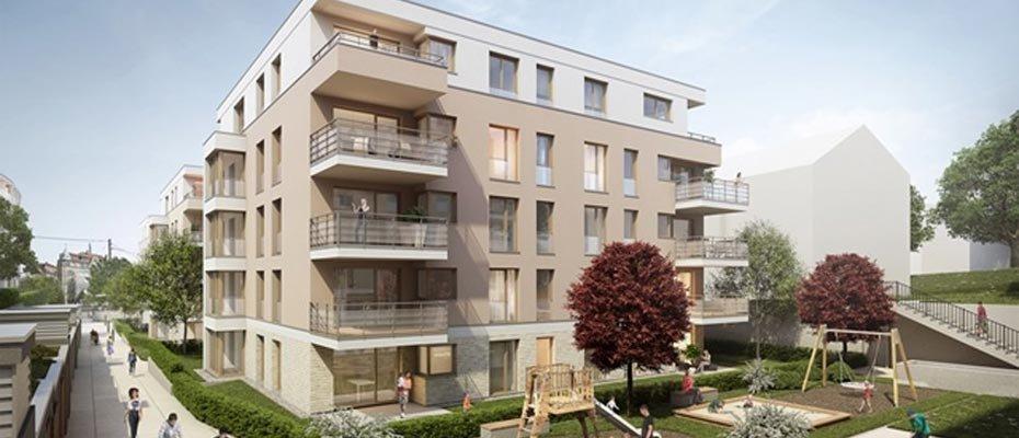 Neubauprojekt: Am Vogelsang in Stuttgart-West - Neubau von 79 Eigentumswohnungen