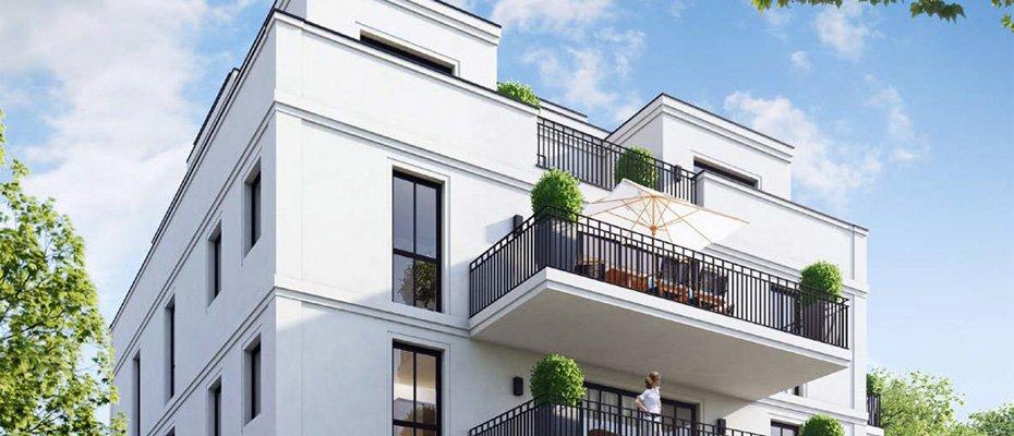 Neu in Düsseldorf-Benrath: Calion - Neubau von Eigentumswohnungen