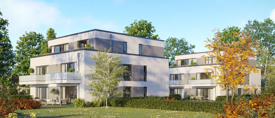 Neubauprojekt: Gazellenkamp 189 in Stellingen - Neubau von 10 Eigentumswohnungen