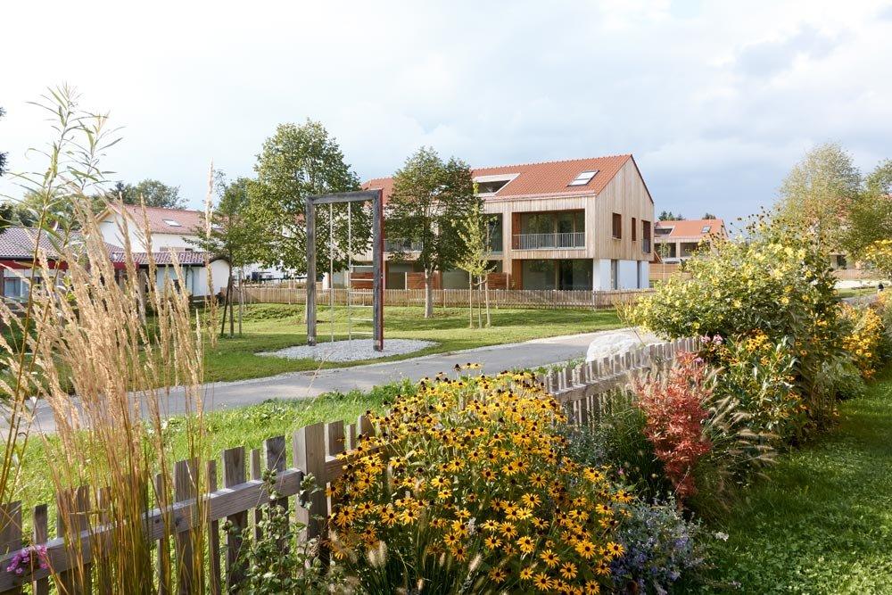 Mein Haus am Klosteranger in Weyarn – 2. Bauabschnitt ...