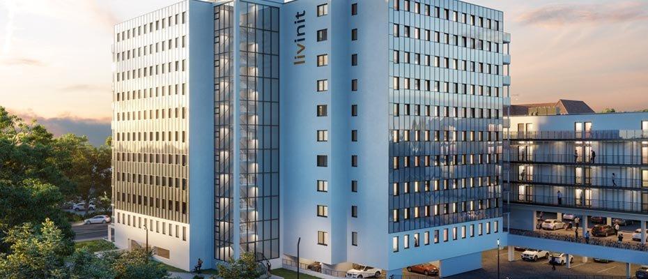 livinit Würzburg: Studentenapartments als attraktive Kapitalanlage - Neubau von 275 Apartments