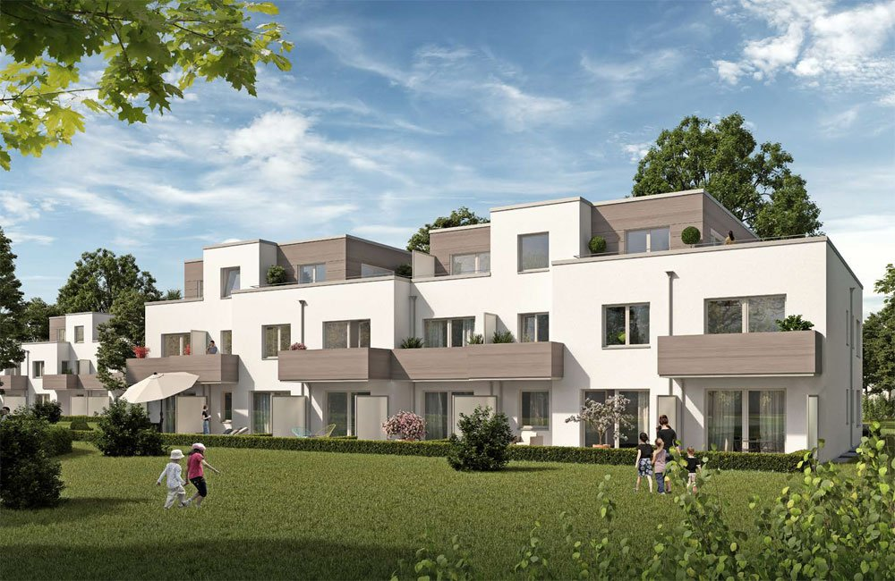 A la Maison - Berlin-Tegel - Penta Real Estate - Neubau ...