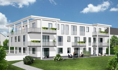 Bauobjekt WhiteStone Homes Hanau