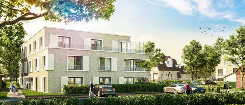 Neubauprojekt: Residenz Marienhude - Neubau von 33 Eigentumswohnungen