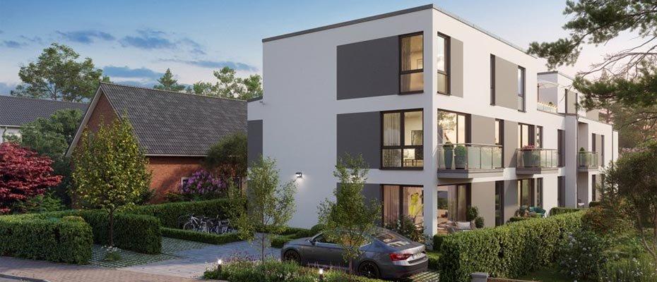 Projektstart im Barenkrug 30 – Farmsen-Berne - Neubau von 10 Eigentumswohnungen