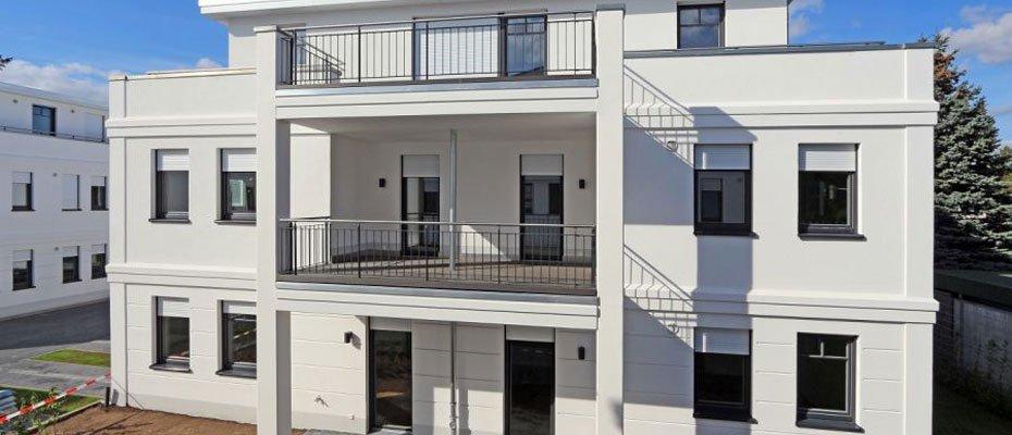 Neubauprojekt: Breiter Weg 5d - Neubau von 10 Eigentumswohnungen