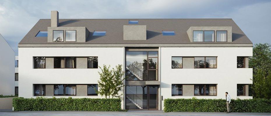 Q23 Sachsenheim: Eigentumswohnungen im Grünen - Neubau von 23 Eigentumswohnungen