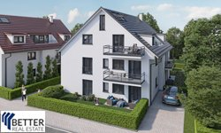 TRUDE 4: Exklusives Penthouse in Trudering mit tollem Alpenblick