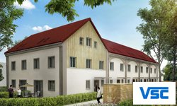 Neubauprojekt: Remisen Altlöbtau
