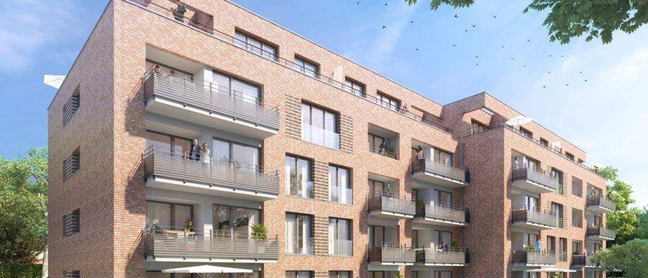 Am Sundern: Ihre Neubau-Wohnung am Südrand von Hannover - Neubau von 25 Eigentumswohnungen