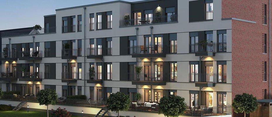 Neubauprojekt: felix – Saseler Chaussee 34 - Neubau von 21 Eigentumswohnungen