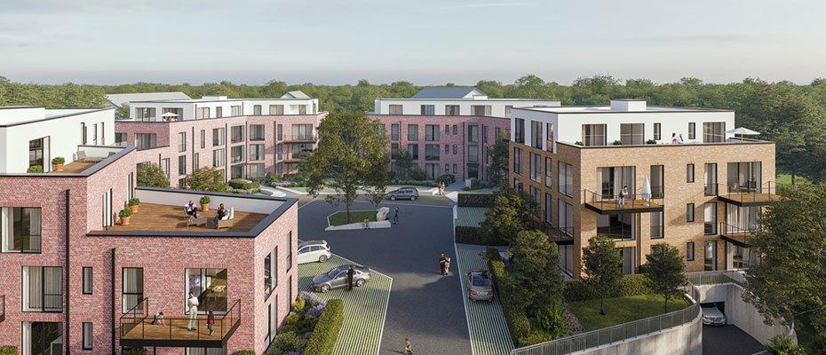 Neubauprojekt Stade: Campe Carré - Neubau von Eigentumswohnungen