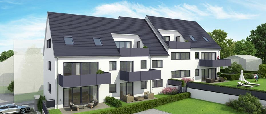 Neubau-Projekt Kirchberg: Zaiselgasse - Neubau von 8 Eigentumswohnungen