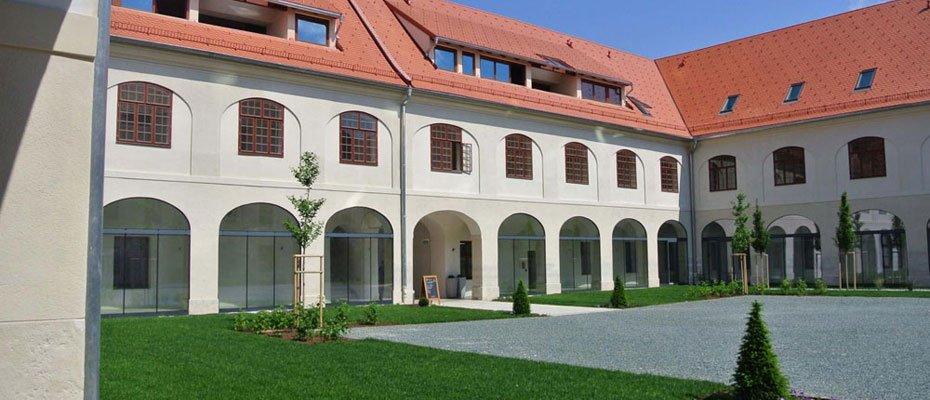 Ehemaliges Kloster am Mittelrhein: das neue Domicilium Marienberg - Sanierung von 62 Eigentumswohnungen