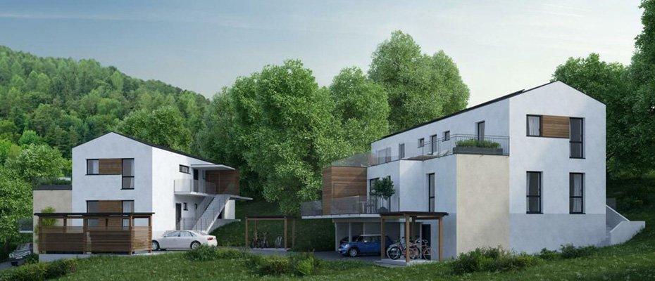 Neubauprojekt: Äußere Ragnitz 93 - Neubau von Eigentumswohnungen
